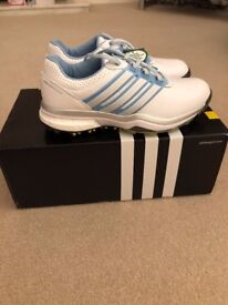 Ladies Adidas Adipower Boost Golf Shoes