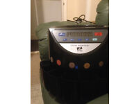 coin counter for sterling coins, 270 coins per minute