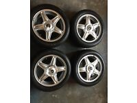 BMW Mini Wheels and Tyres