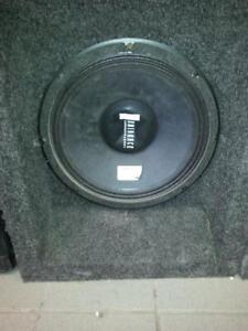 Paradigm Refrence Passive Subwoofer (40567). We sell used and new speakers.