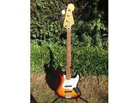 Fender Jazz Bass Made in Japan 93'-94' Sunburst £599