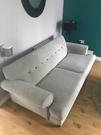 DFS Orbit 3 Seat, 2 Seat and footstool