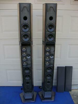Awesome Bang & Olufsen B&O Penta 6633 Tower/ Floor speakers - Reconditioned