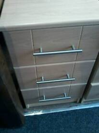 3 drawers exc order