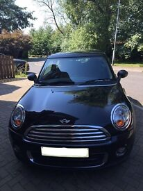 Excellent condition Mini One. Only 36,000 miles. Must see car if your after a Mini, Black £4,500