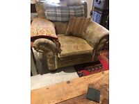COSY AND COMFORTABLE ARMCHAIR - FREE FOR COLLECTION