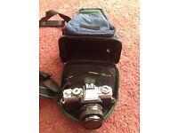 Konica Minolta XG-M SLR film camera