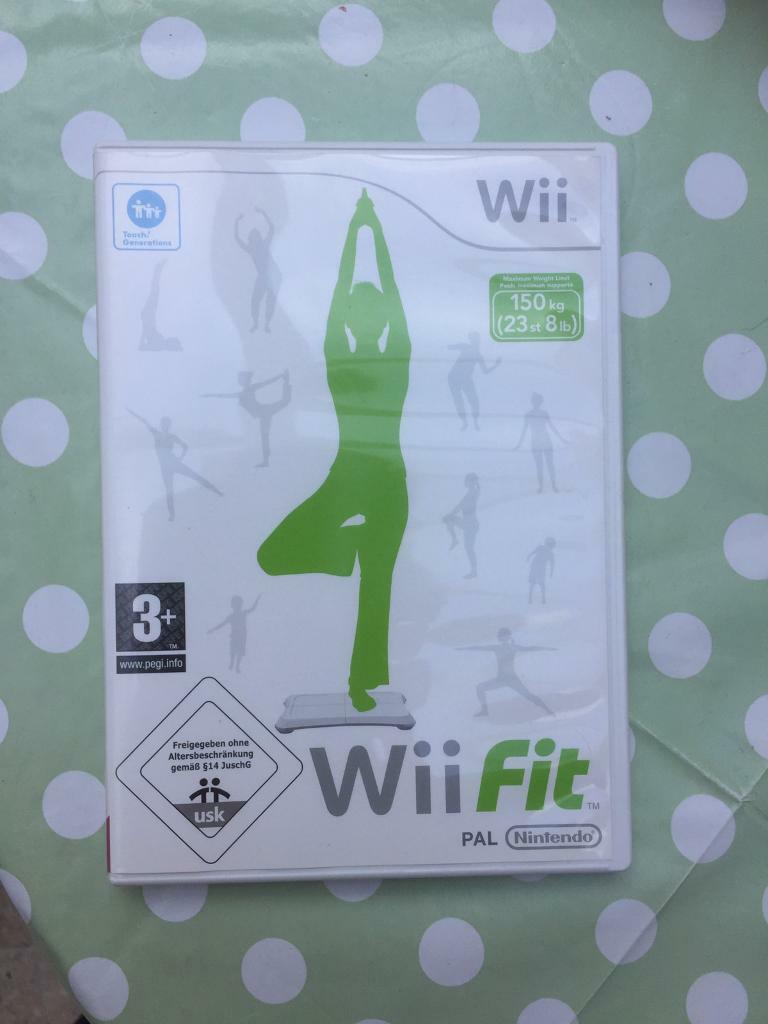 Wii Fit Game