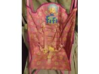 Girls toddler pram