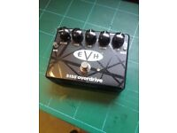 MXR 5150 EVH Overdrive pedal