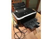 VGC Spares or repair Pixma IP4600 colour PRINTER. Takes one ink cartridge for each colour