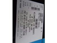 Of Mice And Men x 3 concert tickets for sale x 3