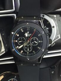 Mens Hublot watches new and automatic see all pictures