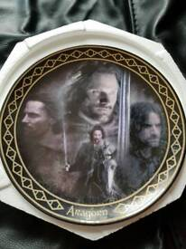 Lord of the rings plate