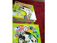 Mr Beans Amazing Magazines