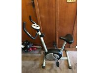 Carl Lewis excersise bike
