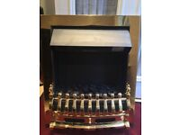 Electric Fireplace, brand new never been used, pick up only