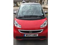 Smart Fortwo Passion 1.0 mhd ONLY 5500 miles from new