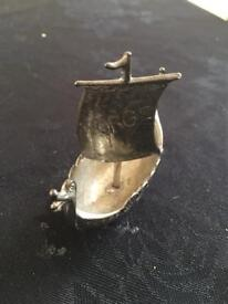 Norge vintage handstopt tinn pewter