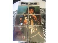Michael Jackson's souvenir singles pack