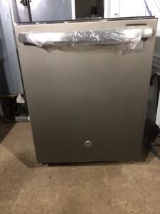 BRAND NEW GE Slate Dishwasher, Energy Star, Selling For Half Price