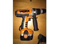 Work drill
