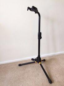 Hercules adjustable guitar stand