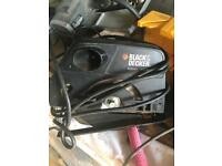 Black and decker rip saw