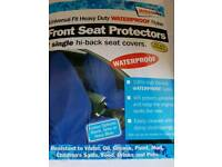 Universal Waterproof Nylon Seat Protectors