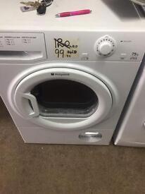 Hotpoint 7kg dryer