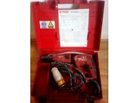 collated Screw gun Hilti complete with case 110 V