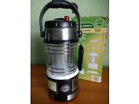 Camping Lantern with remote control. VGC