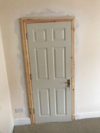 Door hanging service internal/external