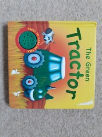 The green tractor book