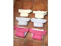 Bum Genius (4.0) Cloth Pocket Nappies x6