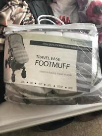 New universal footmuff
