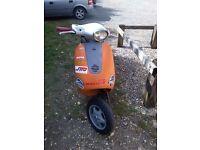 Vespa et2 50cc £400 ono