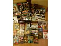 Assorted Dvds, over 150!