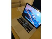 Macbook Pro i7. 1TB SSDHDD.New GPU. New Battery.2 Chargers. Over 1300TB Hard drive.