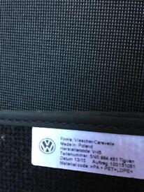 Volkswagen car mats full set fabric vw tiguan