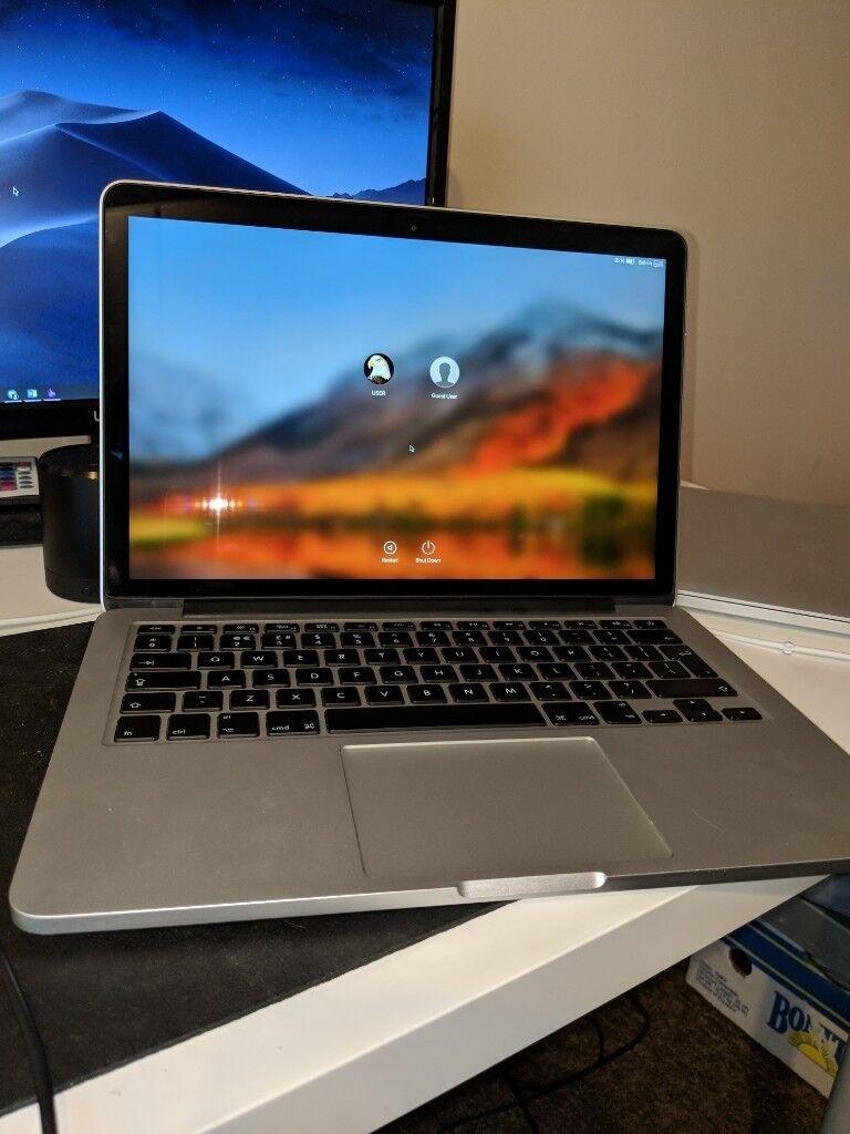 Apple Macbook Pro 13 Late 2011 I5 4gb Sierra Bekas