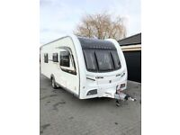 COACHMAN VIP 565/4 2014 in PRISTINE CONDITION Two permanent beds full electric motor mover