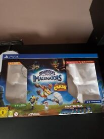 Ps4 Skylanders Imaginators Starter Pack