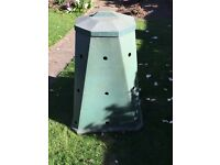Plastic Compost Bin With Lid