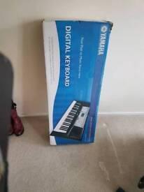 Yamaha Keyboard used once!