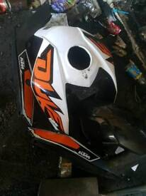 Ktm duke 2016 parts complete engine and loom frame already sold