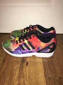 RARE Adidas ZX Flux Torsion Trainers | Unisex | Size 7.5