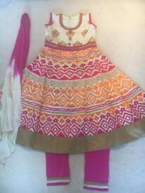 Girls Indian Chudidar