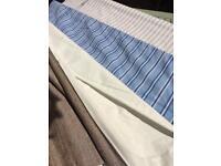 Roman blinds x 3