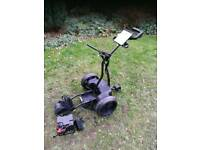 Electric Golf Trolley in Very Good Condition